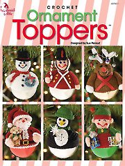 Ornament Toppers - Electronic Download