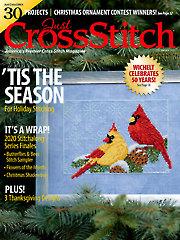 Just CrossStitch December 2020