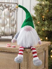 Christmas Spirit Gnome Crochet Pattern