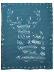 A Deer Pair Crochet Pattern