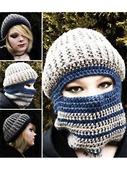 Arctic Freeze Hat Crochet Pattern