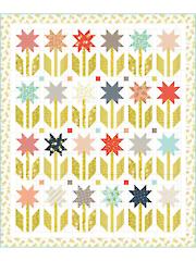Botanical Garden Quilt Pattern