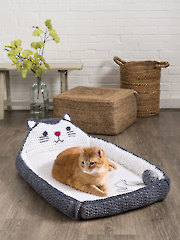 ANNIE'S SIGNATURE DESIGNS: Cat & Dog Beds Crochet Pattern