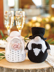 ANNIE'S SIGNATURE DESIGNS: Marry Me Gnomes Crochet Pattern