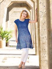 ANNIE'S SIGNATURE DESIGNS: Sun Keeper Crochet Tunic Pattern