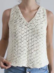 Susan Tank Crochet Pattern
