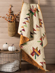 Fall Fancy Quilt Pattern