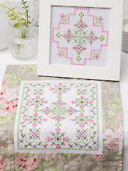 Spring Celebration Cross Stitch Pattern