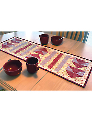 Airport Runway Table Runner Pattern