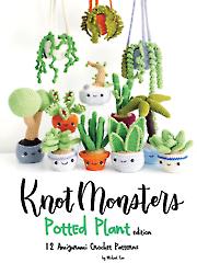 Amigurumi Potted Plants Crochet Pattern