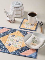 Easy Geese Table Set Pattern