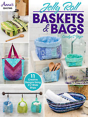 Jelly Roll Baskets & Bags