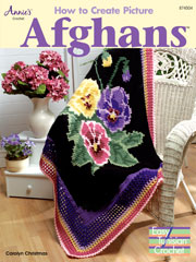 How to Create Picture Afghans - Electronic Download