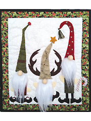 Gnomes Wall Hanging Kit