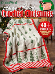 Have a Happy Crochet Christmas