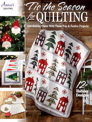 'Tis the Season for Quilting