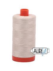 Mako Cotton Thread Solid 50wt Light Beige