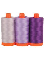 Color Builder 50wt 3/Pkg. Set Amalfi Purple