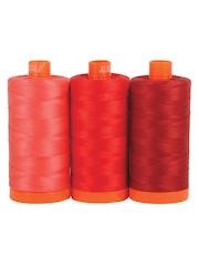 Color Builder 50wt 3/Pkg. Set Pompeii Red