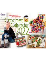 2022 Crochet Calendar Year-Round Accessories