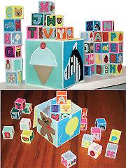 Fun & Educational Alphabet Blocks