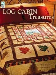 Log Cabin Treasures - Electronic Download