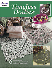 Cro-Tat Timeless Doilies - Electronic Download