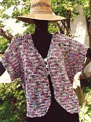 The Drifting Dreams Jacket Knit Pattern