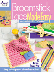Broomstick Lace Made Easy - Electronic Download A877505