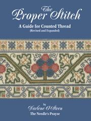 The Proper Stitch book on CD