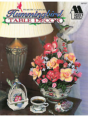 Hummingbird Table Decor - Electronic Download