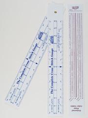 The Complete Cross-Stitch Gauge