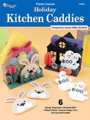 Holiday Kitchen Caddies - Electronic Download