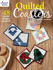 Quilted Coasters Quilt Book