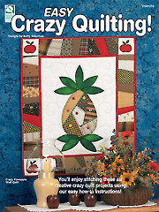 Easy Crazy Quilting - Electronic Download