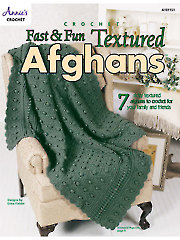 Fast & Fun Textured Afghans