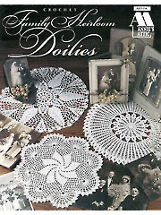 Family Heirloom Doilies - Electronic Download