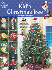 Kid's Christmas Tree - Electronic Download