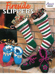 Fireside Slippers - Electronic Download A878902