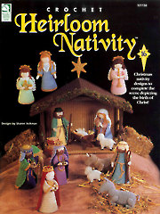 Heirloom Nativity - Electronic Download