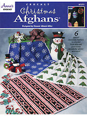 Christmas Afghans - Electronic Download