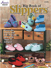 Big Book of Slippers - Electronic Download A101075
