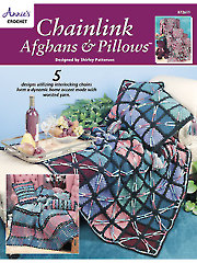 Chainlink Afghans & Pillows