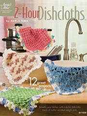 2-Hour Dishcloths