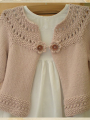 Nellie Cardigan Knit Pattern – Electronic Download