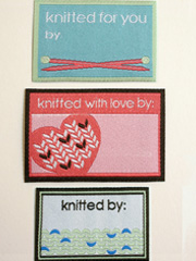 Knit Garment Labels