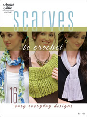 Scarves to Crochet - Electronic Download