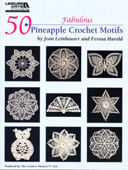 50 Pineapple Crochet Motifs
