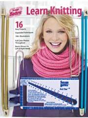 Susan Bates Learn Knitting Kit