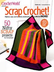 Scrap Crochet! 50 Nifty Scrap Projects to Crochet - Electronic Download